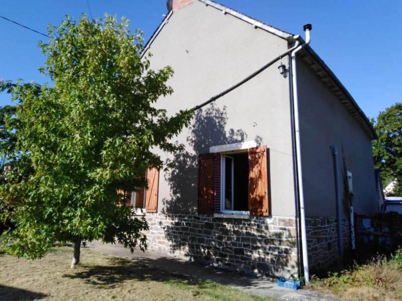 Sale house / villa Saint domineuc 160500€ - Picture 1