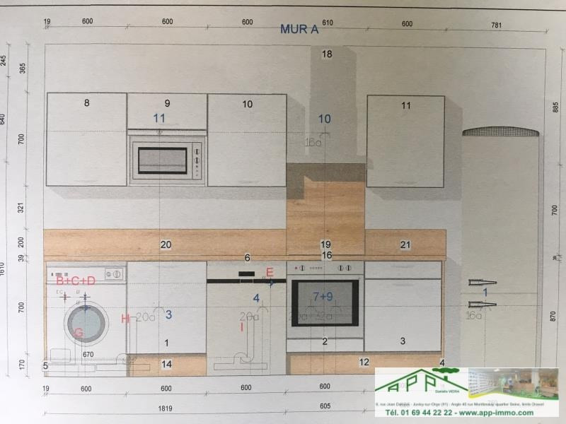 Location appartement Athis mons 795€ CC - Photo 10