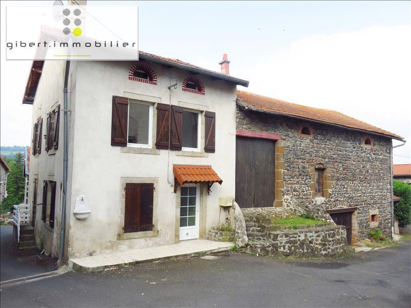 Vente maison / villa Arsac en velay 96500€ - Photo 1