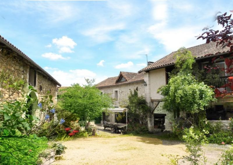 Vente maison / villa St pardoux la riviere 399950€ - Photo 1