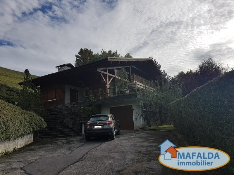Sale house / villa Mont saxonnex 499 000€ - Picture 1