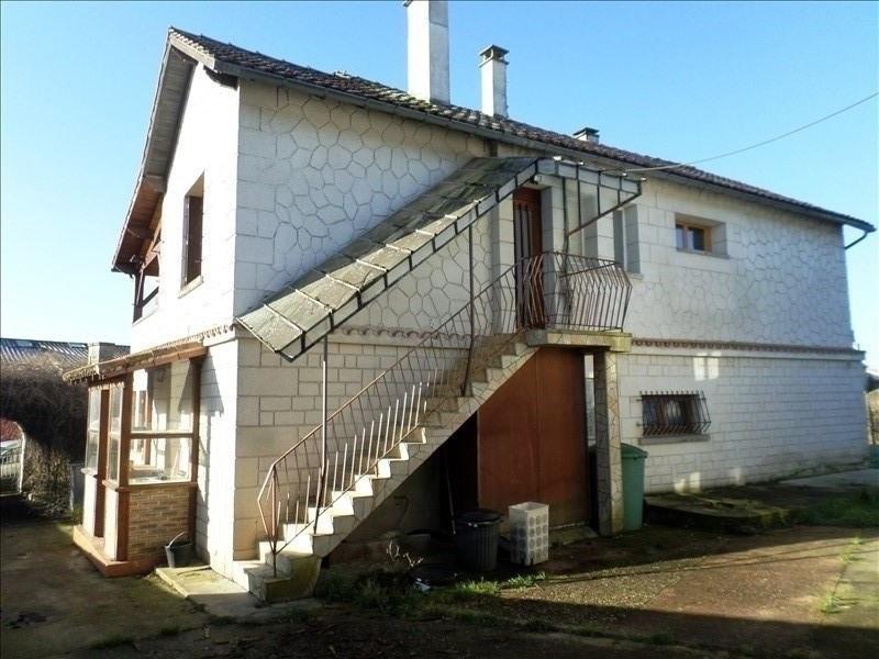 Vente maison / villa Bignoux 171000€ - Photo 1