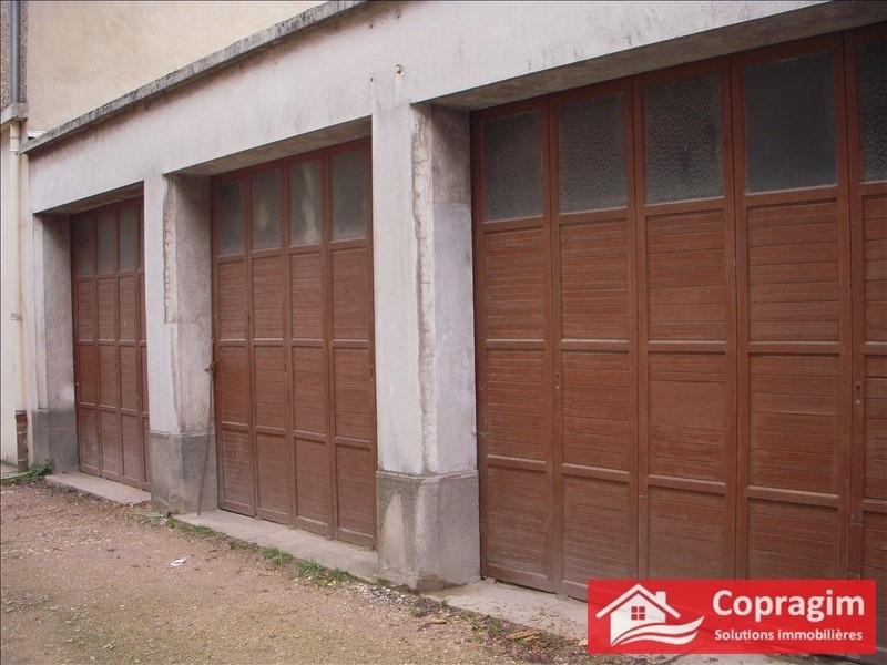 Rental parking spaces Montereau fault yonne 97€ CC - Picture 1