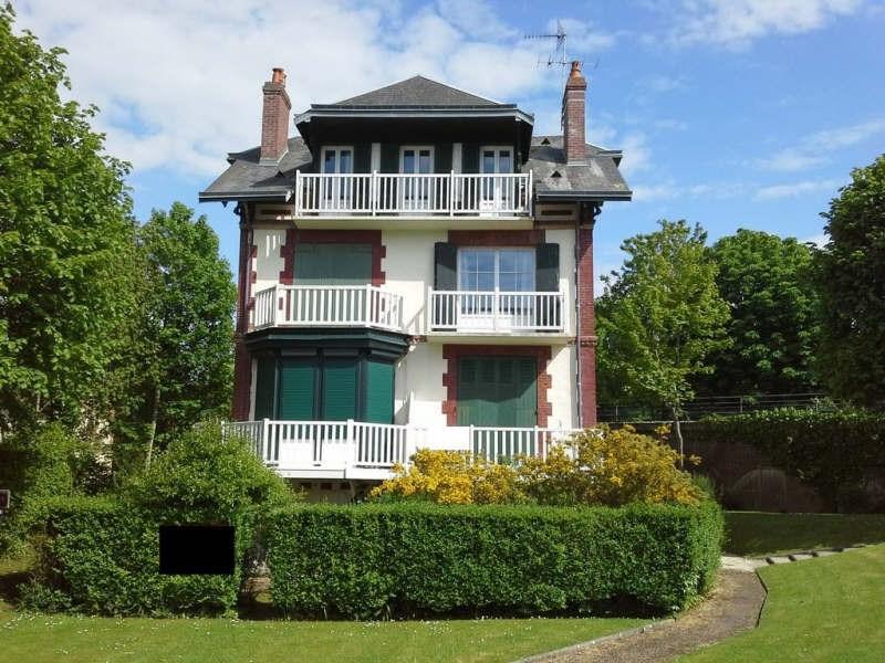 Vente appartement Houlgate 129000€ - Photo 1