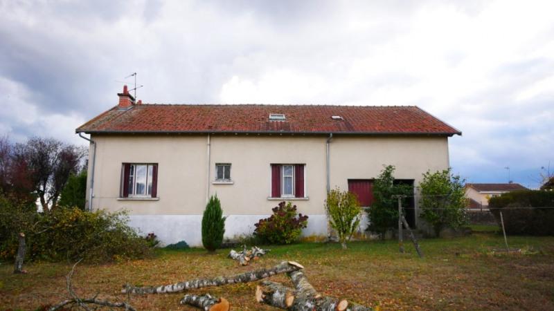 Vente maison / villa Roussac 89000€ - Photo 1