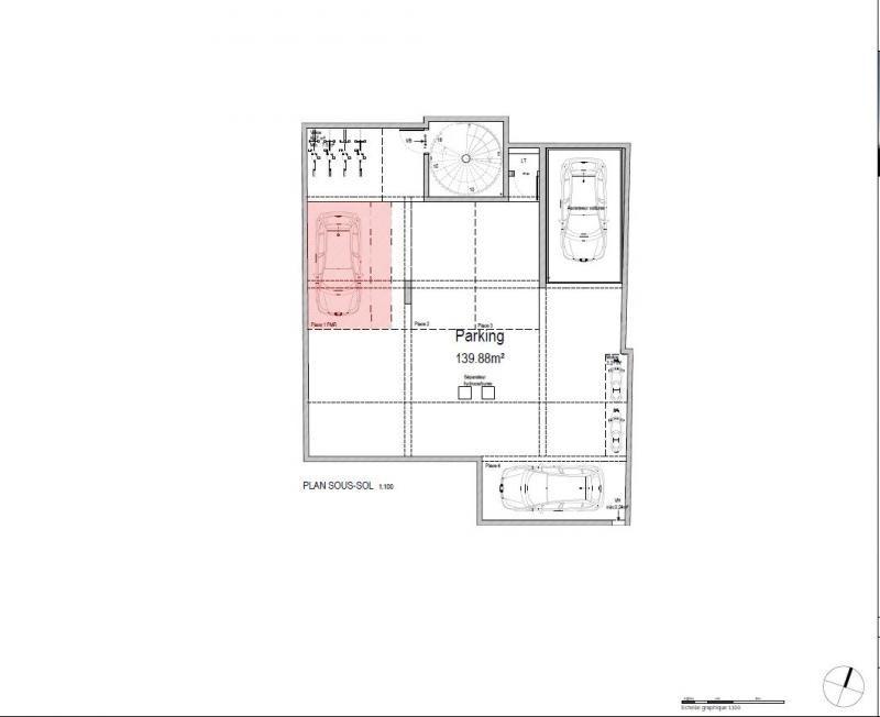 Venta  apartamento Clamart 650000€ - Fotografía 7