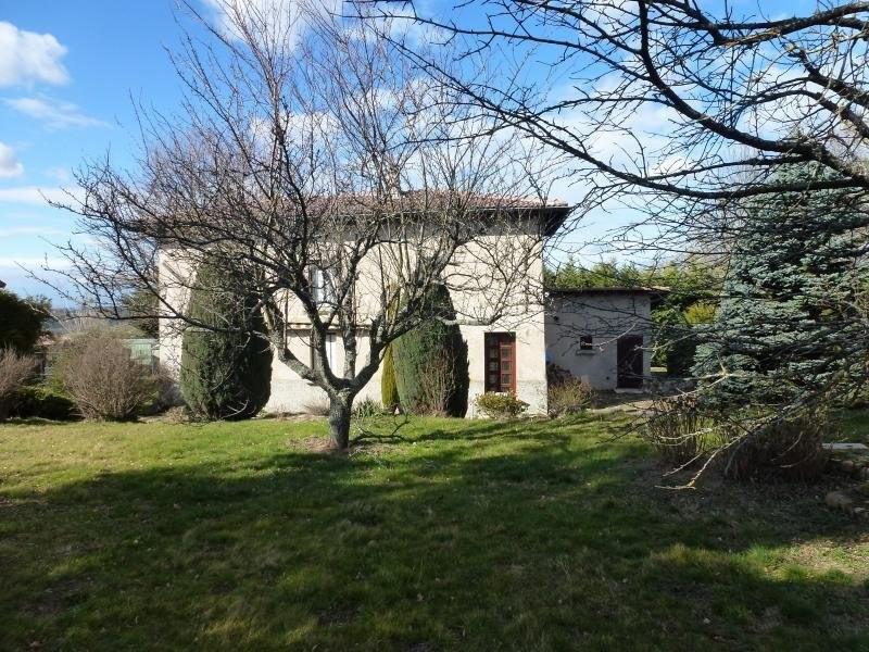 Sale house / villa St clair sur galaure 169000€ - Picture 1