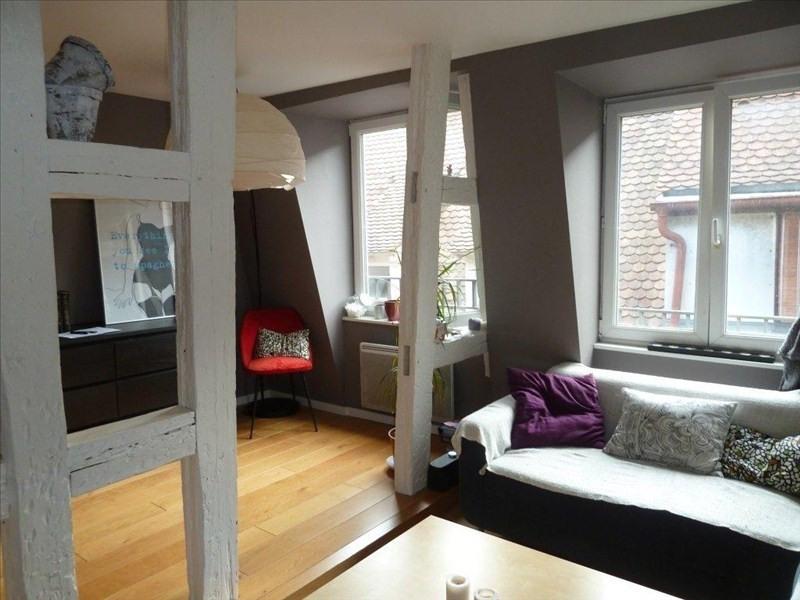 Alquiler  apartamento Strasbourg 760€ CC - Fotografía 1