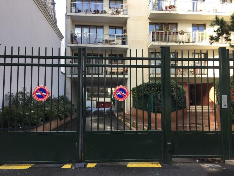 Rental parking spaces Puteaux 80€ CC - Picture 1