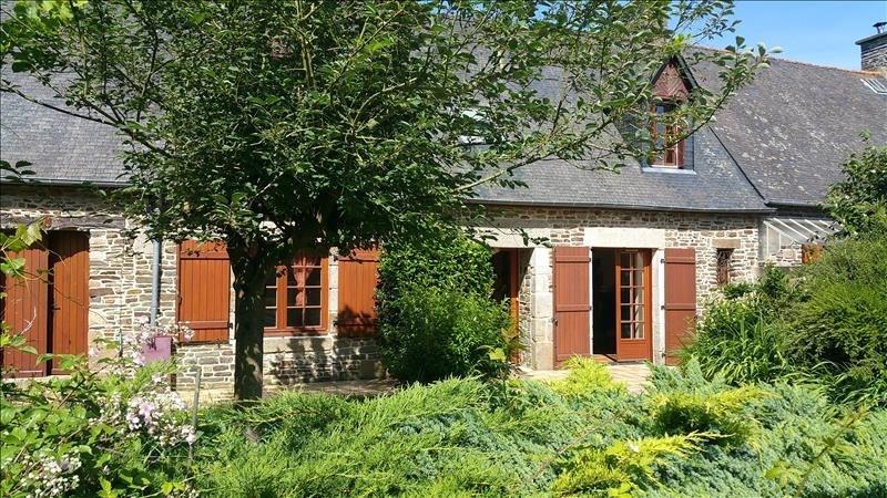 Vente maison / villa Pleine-fougères 149800€ - Photo 1