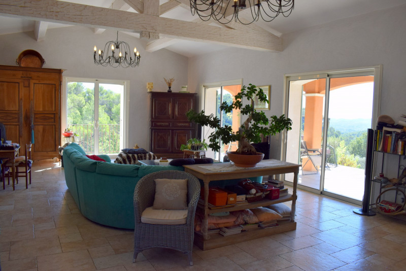 Revenda residencial de prestígio casa Seillans 750000€ - Fotografia 23