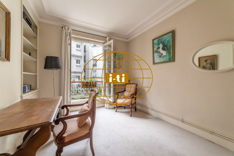 Deluxe sale apartment Paris 16ème 1 720 000€ - Picture 10