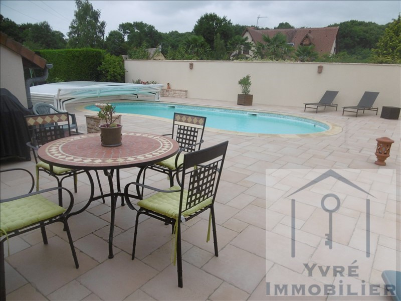 Sale house / villa Yvre l eveque 364 000€ - Picture 10