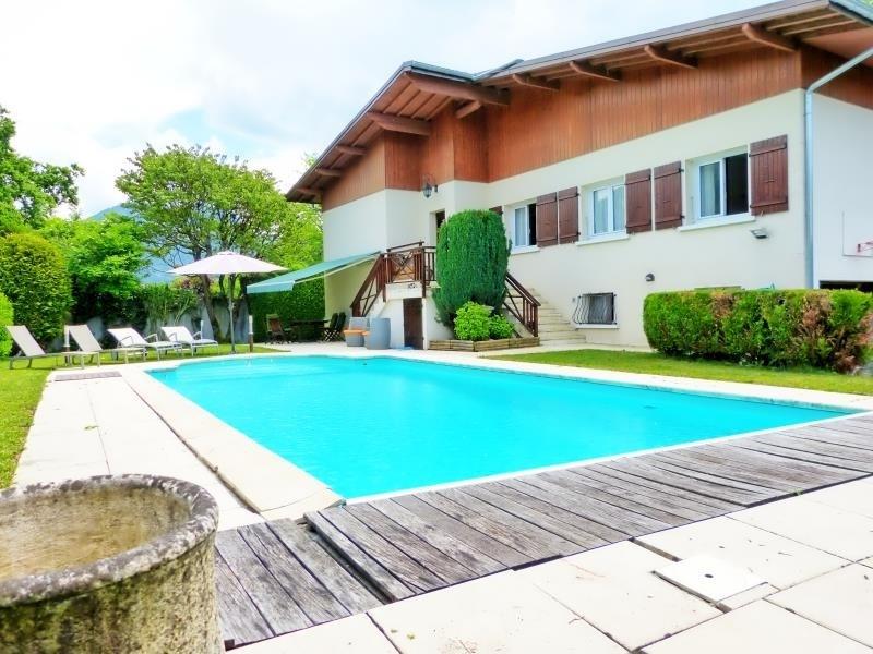 Sale house / villa Thyez 495000€ - Picture 1