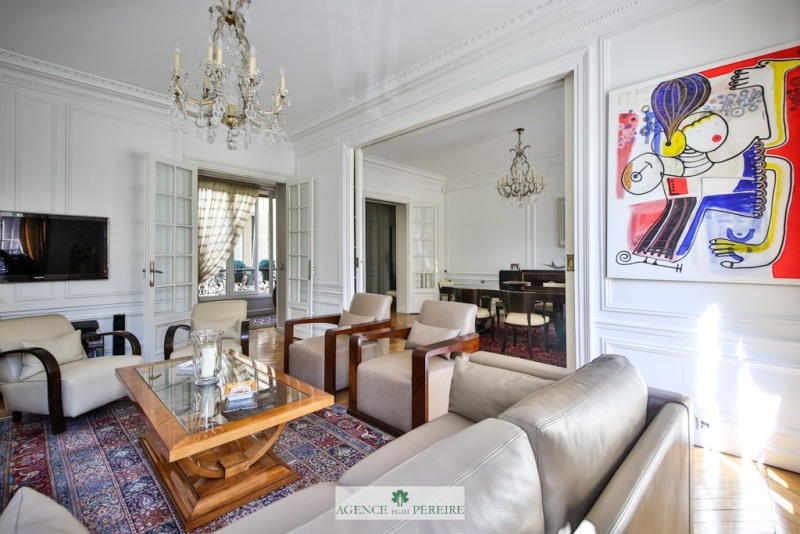 Vente de prestige appartement Paris 17ème 1 920 000€ - Photo 4