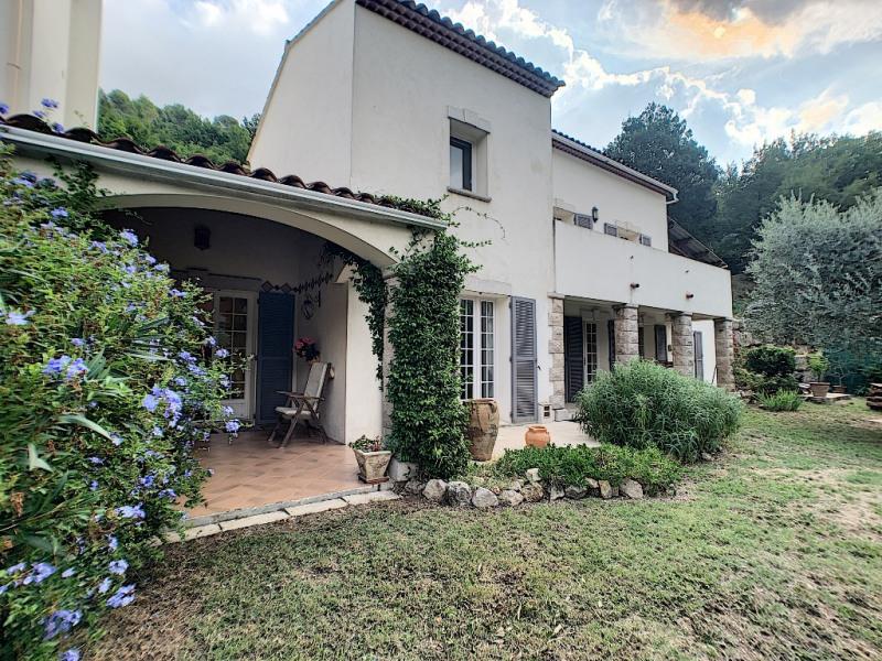 Immobile residenziali di prestigio casa Tourrettes sur loup 570000€ - Fotografia 3