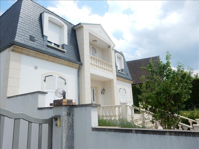 Vente de prestige maison / villa Sarcelles 470000€ - Photo 1