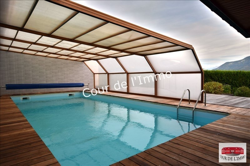Vente de prestige maison / villa Viuz en sallaz 595000€ - Photo 3