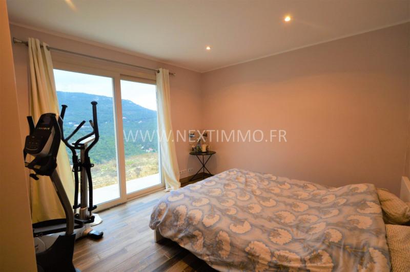 Revenda residencial de prestígio casa Peille 900000€ - Fotografia 11