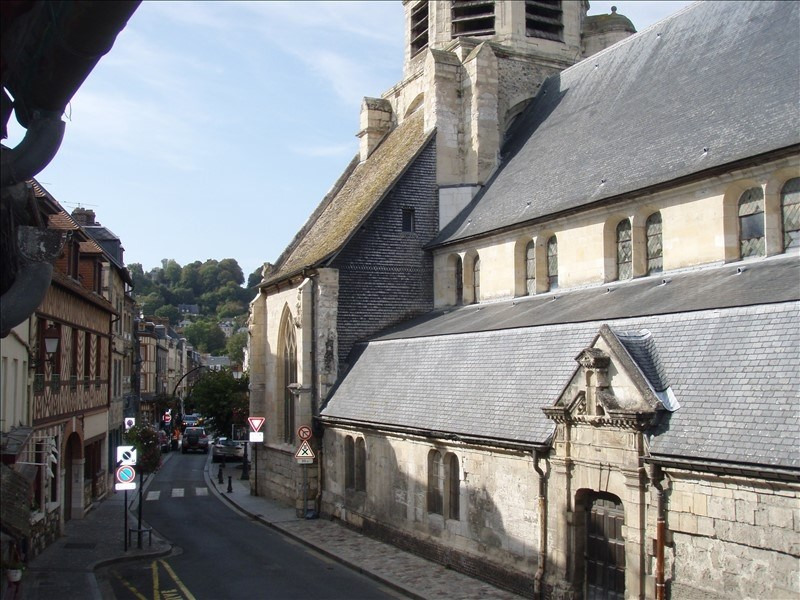 Vente appartement Honfleur 143 100€ - Photo 1