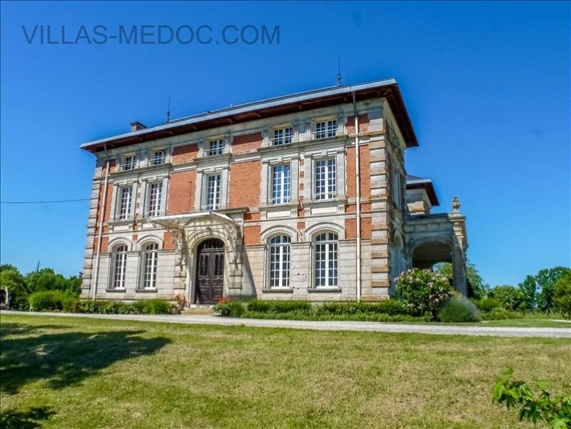 Vente de prestige maison / villa Lesparre medoc 1733000€ - Photo 3