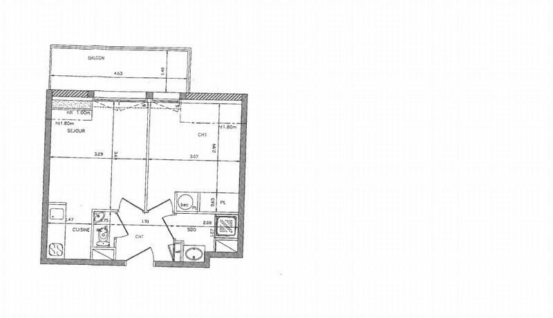 Vente appartement Cabourg 148900€ - Photo 4