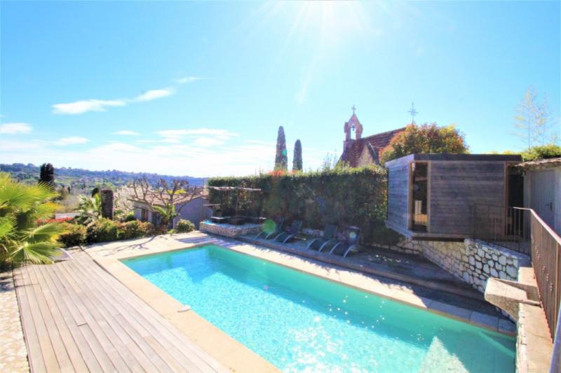 Vente de prestige maison / villa La colle sur loup 1790000€ - Photo 4
