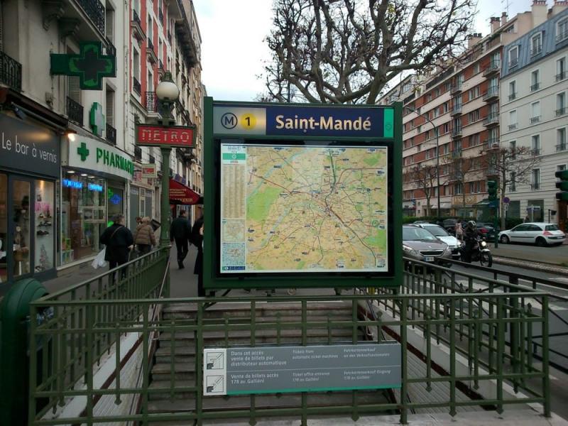 Vente appartement Saint-mandé 655000€ - Photo 1