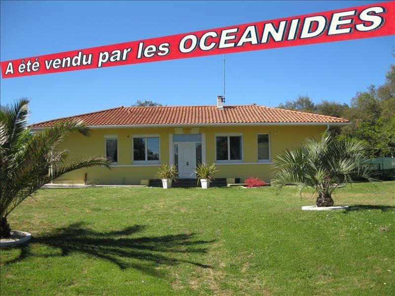 Sale house / villa Ondres plage 422000€ - Picture 1