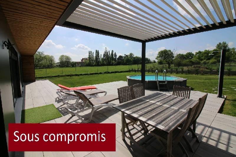 Vente de prestige maison / villa Brindas 675000€ - Photo 1