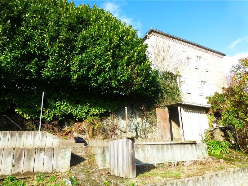 Vente maison / villa Labatut 129700€ - Photo 1