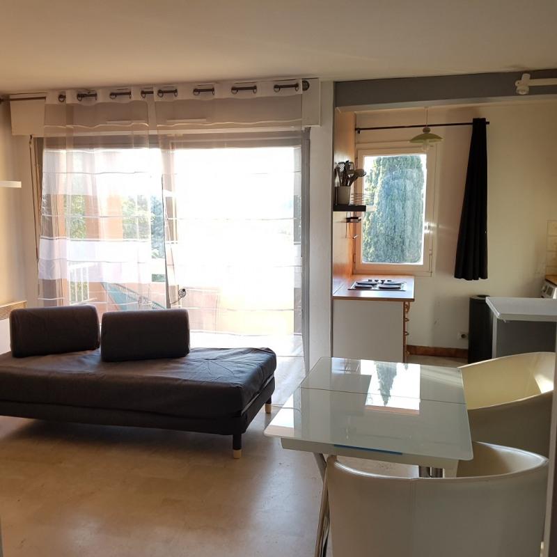 Rental apartment Aix-en-provence 650€ CC - Picture 1