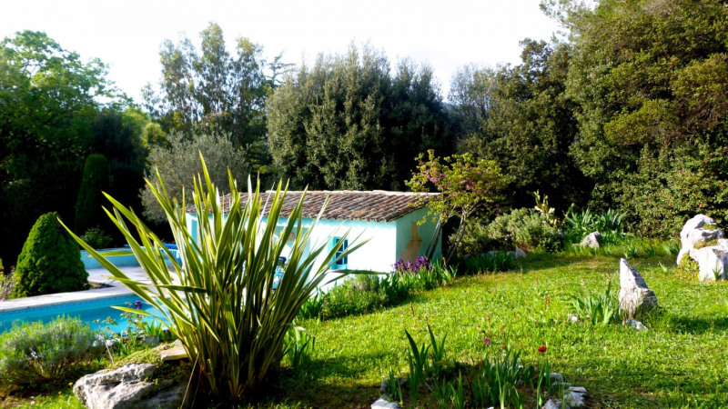 Deluxe sale house / villa Vence 1150000€ - Picture 11