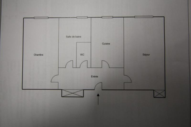 Vente appartement Paris 13ème 409500€ - Photo 3