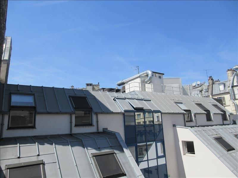 Vente appartement Paris 10ème 593250€ - Photo 5