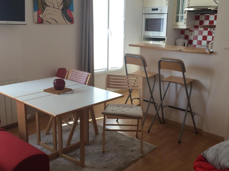 Rental apartment Saint-mandé 1 070€ CC - Picture 1