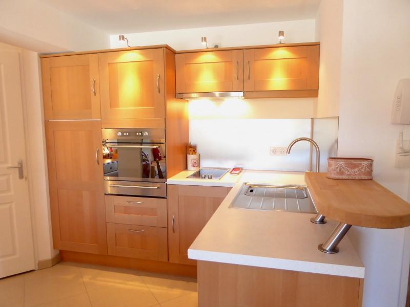 Sale apartment Lajoux 110000€ - Picture 5