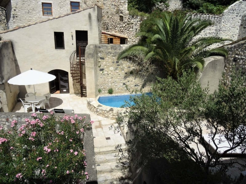 Vente maison / villa Rochemaure 375 000€ - Photo 2