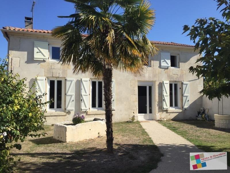 Sale house / villa Gensac la pallue 267500€ - Picture 1