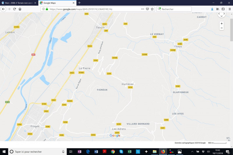 Verkauf grundstück Hurtières 210000€ - Fotografie 5