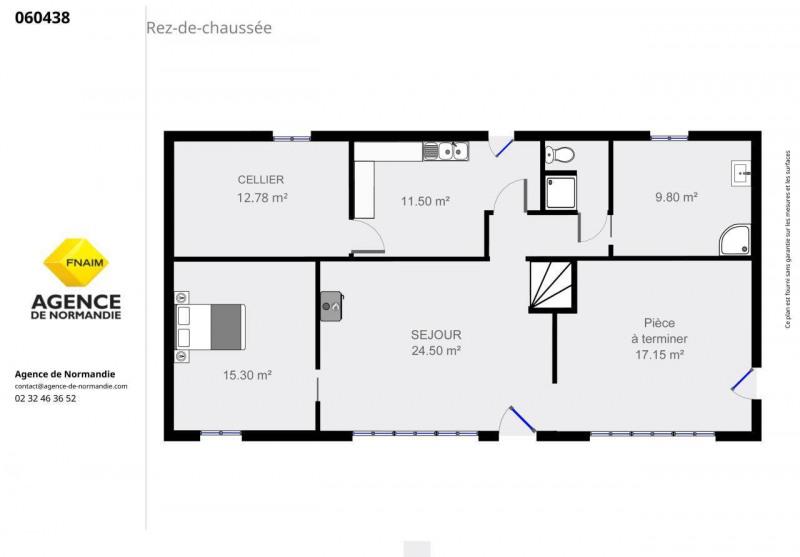 Vente maison / villa La ferte-frenel 55000€ - Photo 4