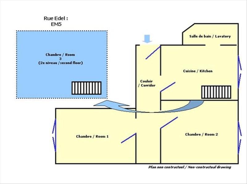 Alquiler  apartamento Strasbourg 1090€ CC - Fotografía 9