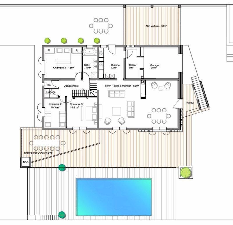 Deluxe sale house / villa Montauroux 1290000€ - Picture 8
