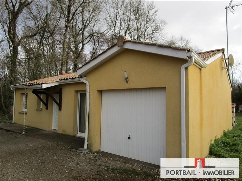 Vente maison / villa St christoly de blaye 169000€ - Photo 1