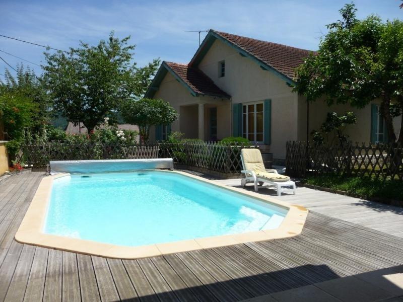 Sale house / villa Allas les mines 212000€ - Picture 1