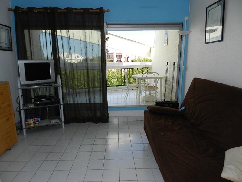 Location vacances appartement La grande motte  - Photo 1