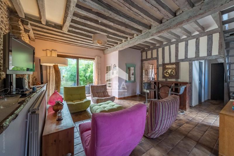 Vente maison / villa La chapelle gauthier 325000€ - Photo 10
