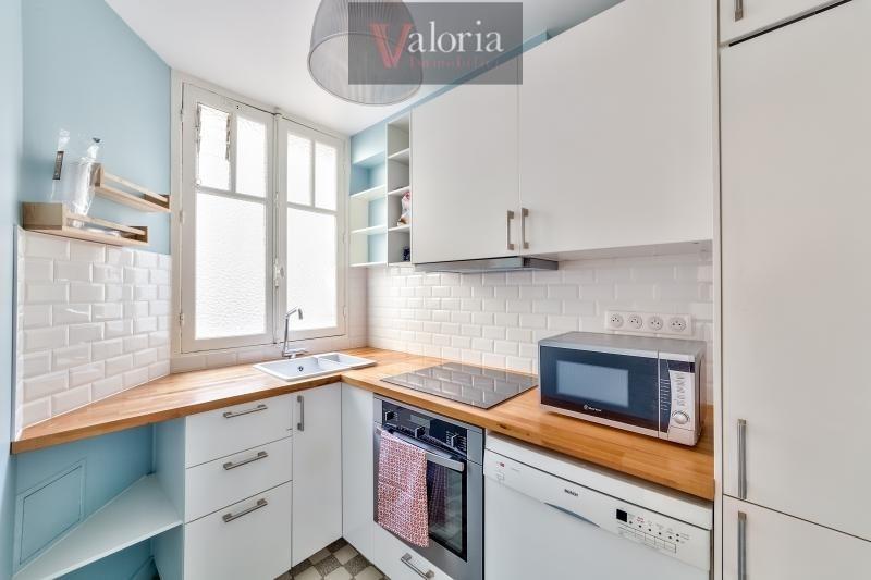 Vente appartement Paris 17ème 599000€ - Photo 3
