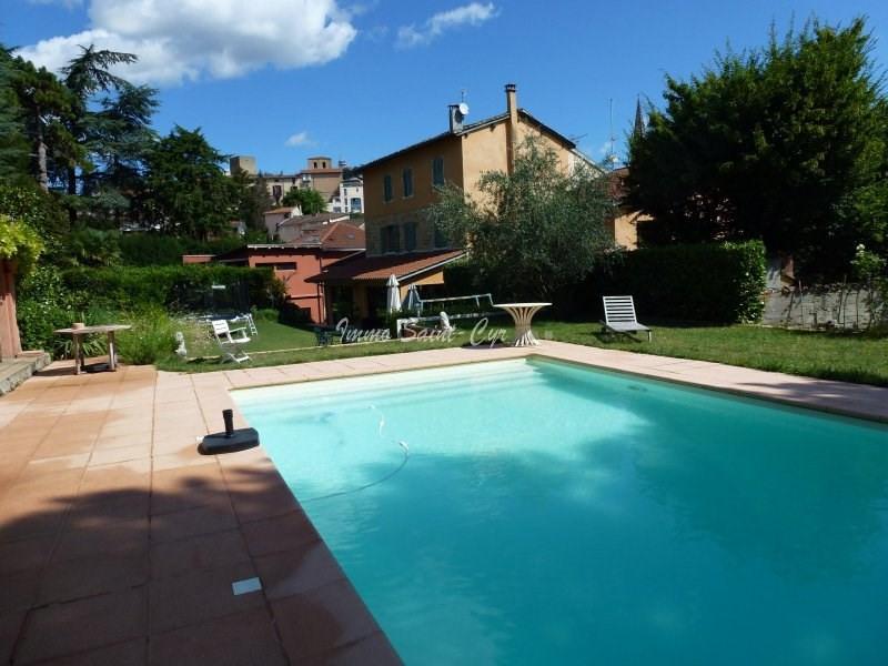 Vente maison / villa St cyr au mont d'or 1095000€ - Photo 1