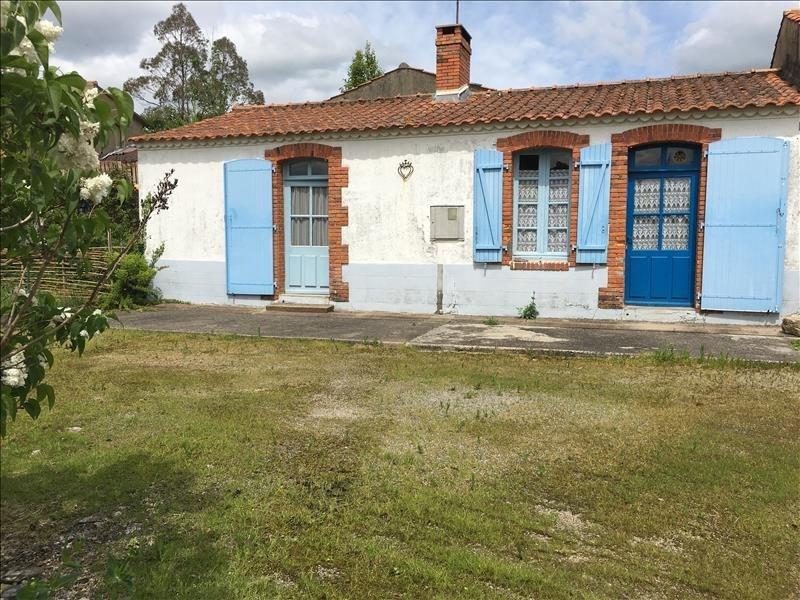 Vente maison / villa La chapelle hermier 81100€ - Photo 1